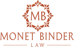 Monet Binder Law